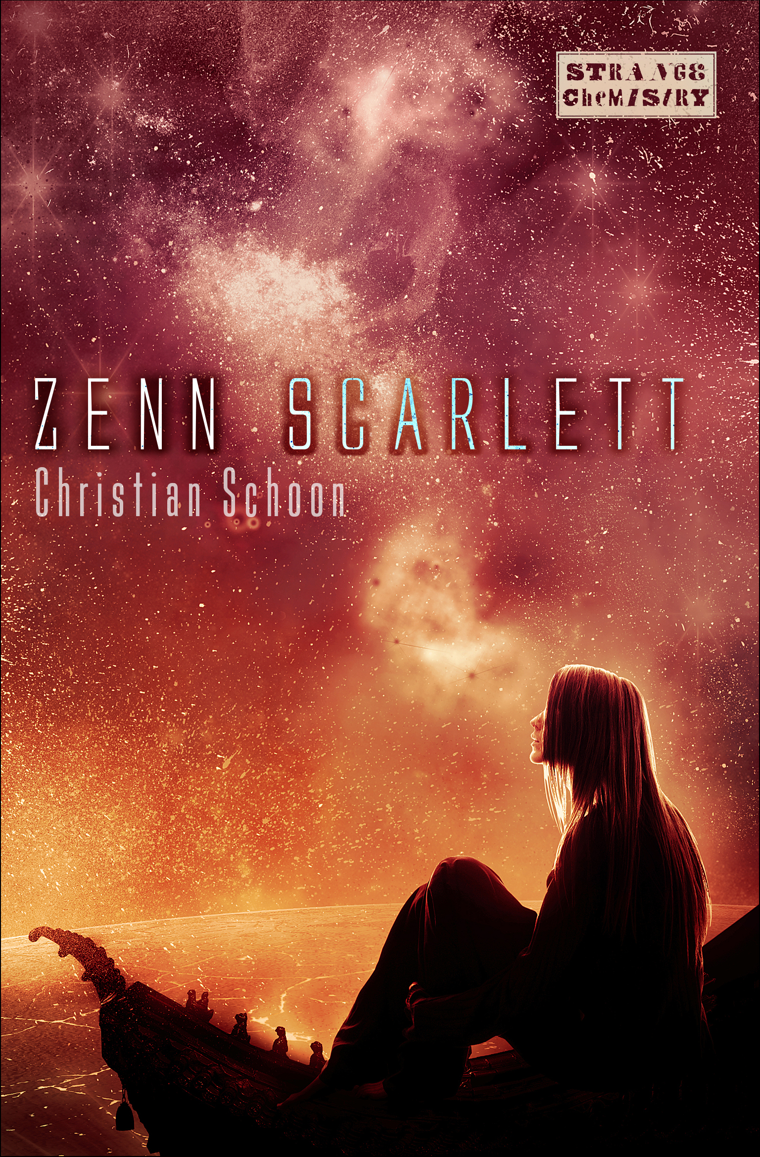 Here's the cover at for Zenn Scarlett. Kinda nice, no?